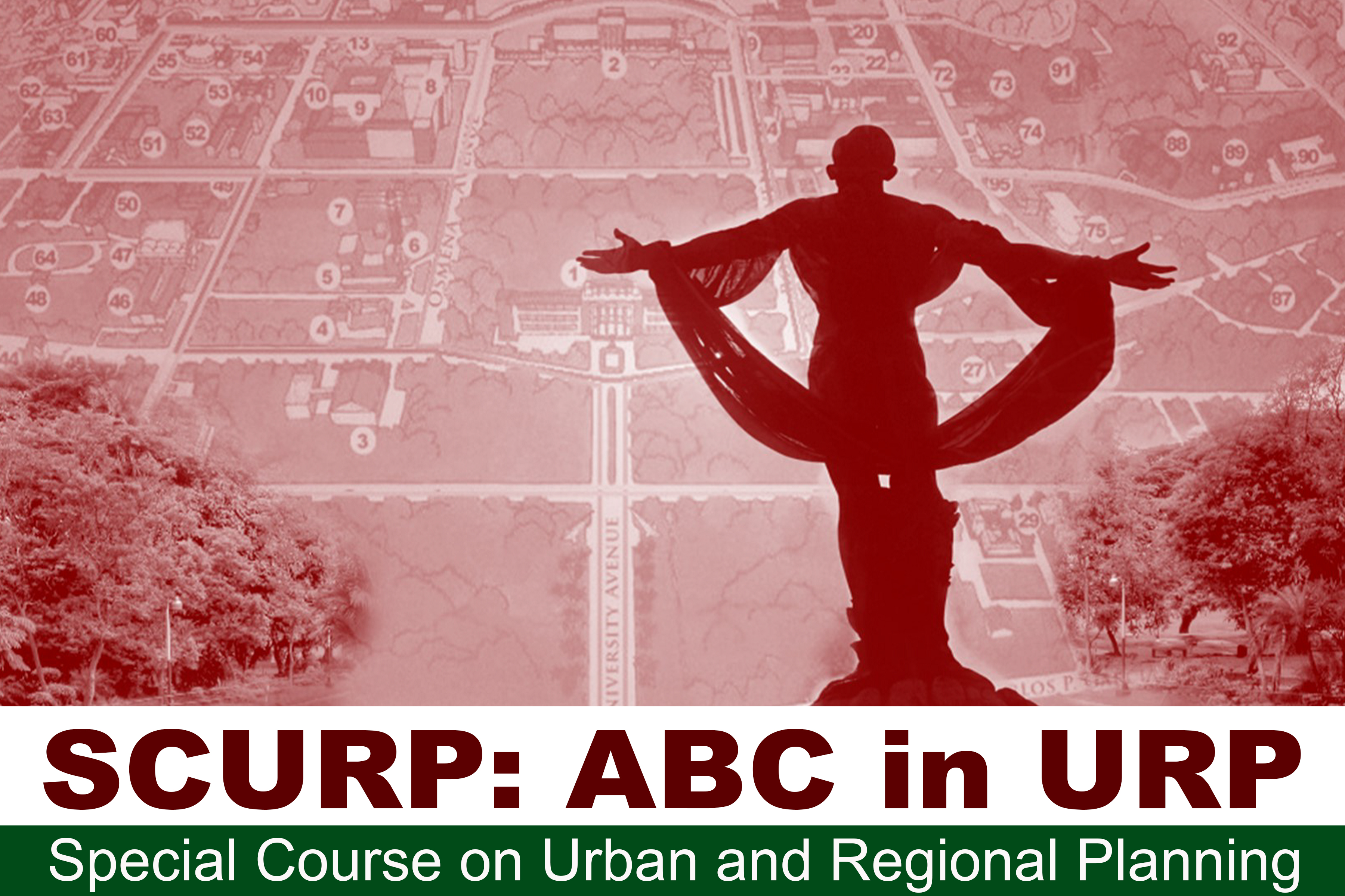 SCURP | UP School of Urban and Regional Planning